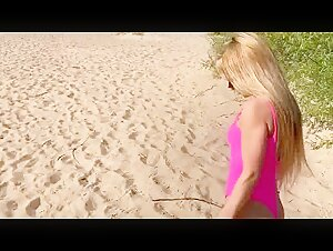 Sonya a day at the beach-bestiality(獣姦)SexTaboo -  bestiality(獣姦) Sex Taboo